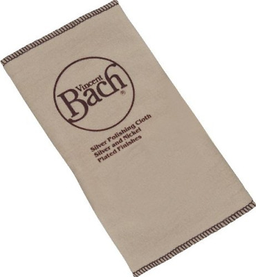 Vincent Bach 1878B Polish Cloth, Bach, Deluxe For Silver Plated Instr