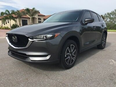 2018 Mazda CX-5 Touring Edition 2018 Mazda CX-5 Touring Edition 5k miles immaculate condition w all weather mats