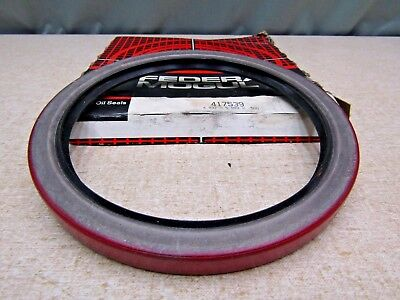 "Federal Mogul National Oil Seal 417539 5.999"" X 4.937"" X .5"""