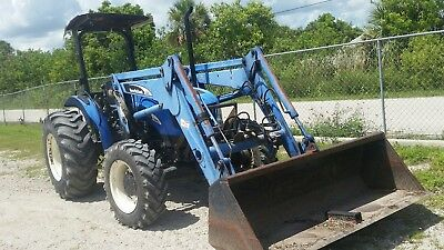 New Holland Tn75 with Loader  $15,500