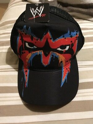 size 40 eda7c be17f ... australia wwe ultimate warrior baseball cap hat official new with tag  4c398 db67c
