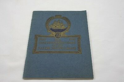 Antique The One Hundred Years of the Salem Savings Bank 1818-1918 Booklet