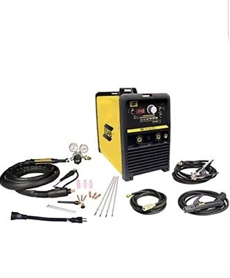 ESAB W1006313 ET 141i AC/DC Tig/Stick System with Foot Control