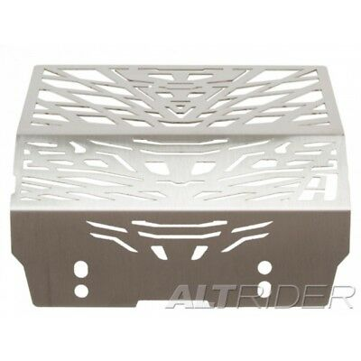 AltRider Cylinder Head Guard for the Ducati Multistrada 1200 - Silver