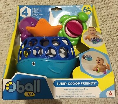Tubby Scoop Bath Toy - Brans New Boxed