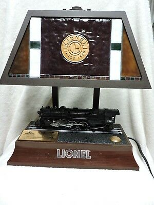 Vintage Lionel Train with Sound and Motion Electric Lamp 25585