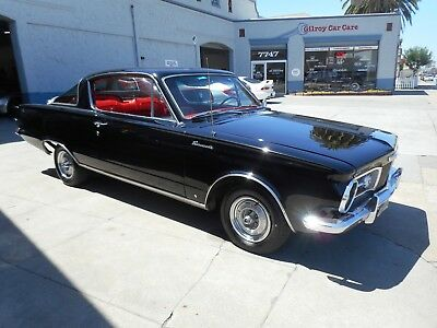 1965 Plymouth Barracuda  Great driver, stock condition