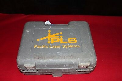 PLS PACIFIC LASER-PLS360 360 Tool Self-Leveling Fully Automatic Pre-Owned