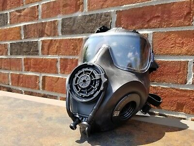 FM-53 - Top of the Avon line CBRN Gas Mask RH w/ 40mm GPCF50 Filter M53 M50 C50