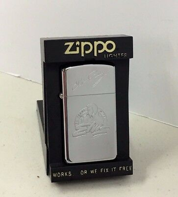 New Zippo Lighter Elvis Presley 50 Years The King of Rock N Roll Tobacco