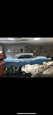 1956 Ford Fairlane  1956 ford sunliner convertible all original