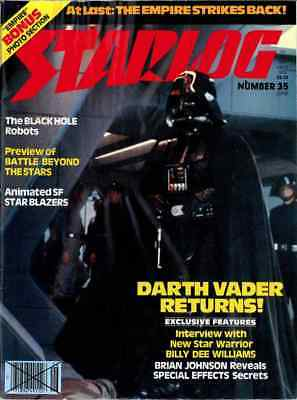 STARLOG MAGAZINE on DVDs GREAT SCIENCE FICTION FILM MAG ALMOST 400 ISSUES