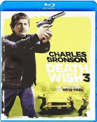 Death Wish 3 (Charles Bronson) *New Blu-Ray*