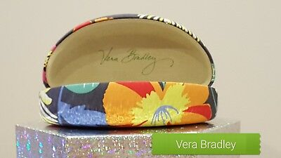 """Clamshell Sunglass Case by Vera Bradley - """"Jazzy Blooms"""""""