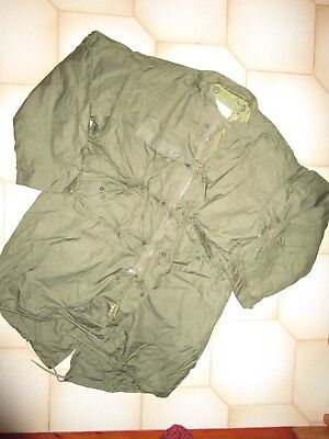 M65 Fishtail Parka,original Usa Medium With Liner,no Hood,used In Excl Condition