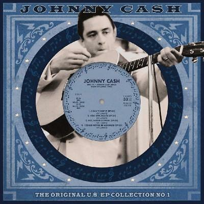Johnny Cash - Us Ep Collection 1 (10 Inch/weisses Vinyl)   Vinyl Lp Single Neu