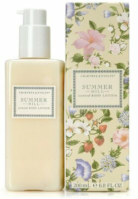 Summer Hill Scented Body Lotion, Crabtree & Evelyn, 200 ml