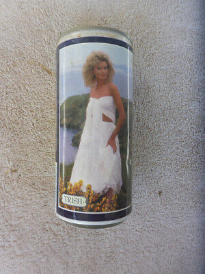 Vintage Collectable Beer Can. Tennents Lager Girls - Trish