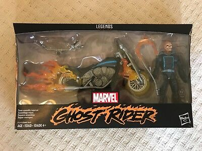 marvel legends ultimate Ghost rider