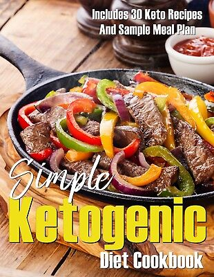 Simple Ketogenic Diet: EBOOK/PDF