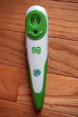 Leap Frog LeapFrog Tag Reader Green Stylus Replacement Pen with USB Cable