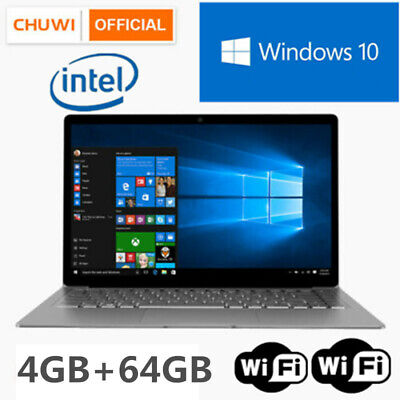 "JUMPER Ezbook 3 Pro 13.3"" 1920*1080 Intel Windows10 6+64GB Camera WIFI BT Laptop"