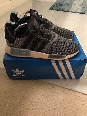 dac75cb8a Adidas NMD R1 Clear Blue S79159 Size 10.5 100% Authentic Rare