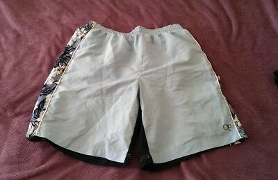 Ocean Pacific Shorts size XL Swiming shorts Blue