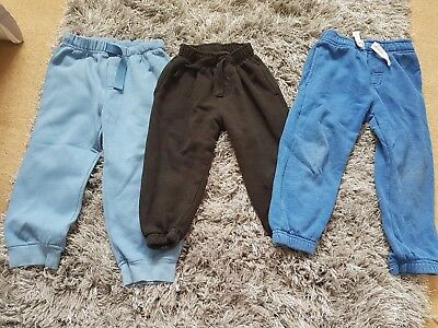 Boys 2-3 Years Joggers Tracksuit Bottoms