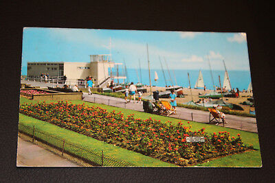 The Sailing Club, Bexhill-On-Sea, Sussex Postcard