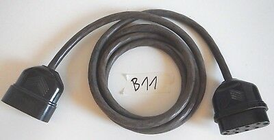 B11 old cable microphone neumann gefell for tubeamp preamp germany 1965 Paypal