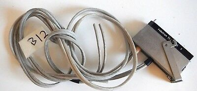 B12 old cable microphone neumann gefell for tubeamp preamp germany 1965 Paypal