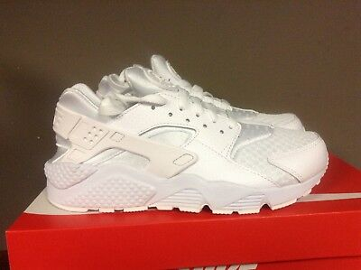 Nike Air Huarache White/white 318429-111 New 2018