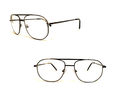 Bifocal Reading Glasses Foster Grant Mens Aviator Authentic Readers Free Gift