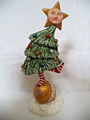 Bethany Lowe Whimsical Christmas Tree designed by Allen Cunningham