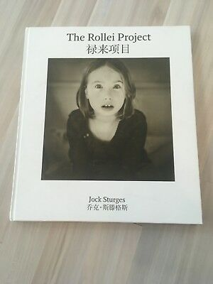 Jock Sturges The Rollei Project Duncan Meeder 2013 HC 28x32cm Nude Photography