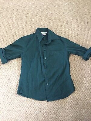 Boys/Girls XS Scout Shirt Suits 10,11,12 Years