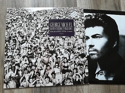 "lp GEORGE MICHAEL ""LISTEN WITHOUT PREJUDICE"""