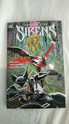 Gotham City Sirens Song Of The Sirens Hardcover