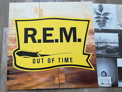 """lp R.E.M. """"OUT OF TIME"""""""