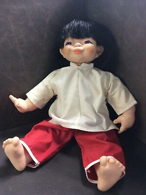 Vintage Mieler Doll by Mikkel B. Jacobsen – Asian