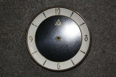 Vintage Clock Chapter Ring/Dial/Face, 175mm Arabic Numerals spares/repairs/parts