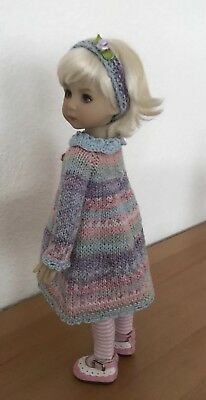 """Niedliches 4 teil. Outfit f. Little Darling 13"""",Paola Reina's u. and. Puppen"""