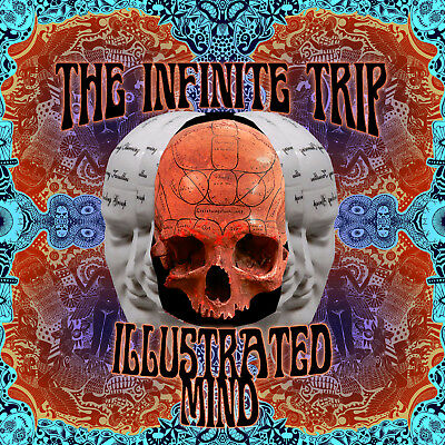 "THE INFINITE TRIP ""Illustrated Mind"" LP DIE HARD edition,100 copies NEW!! numb."