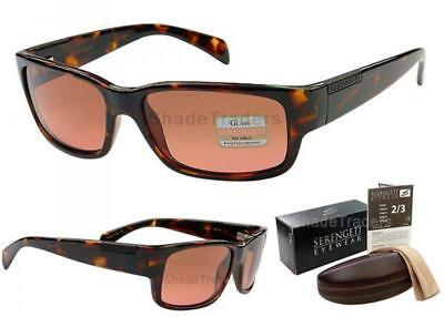 4f0798cd77 Serengeti Merano Sunglasses Dark Torte Polarized Photochromic Brown Drivers  7333