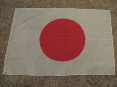 WW2 Large Battle Flag Size 51inches by 33inches wide original WW2