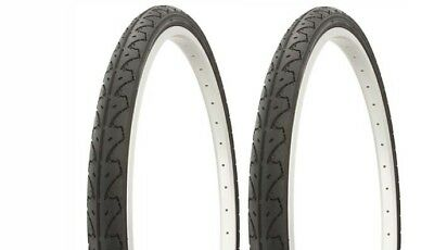 "DURO Tire 26/"" x 1.75/"" Black//Black Side Wall DB-7044. 266440"