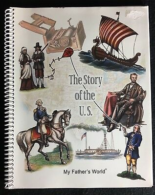 My Fathers World Story Of The US Exploration To 1859