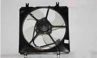 Engine Cooling Fan Assembly TYC 600170 fits 97-01 Honda CR-V