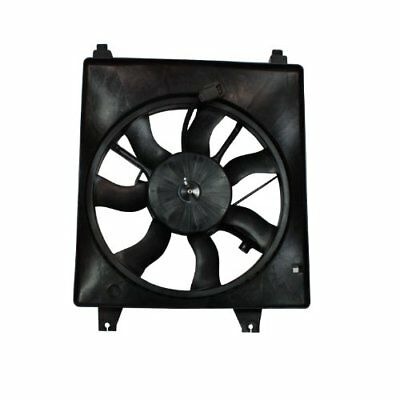 Engine Cooling Fan Assembly Right TYC 601020